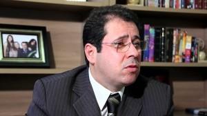 Pastor Areli reconheceu o trabalho feito pelos jovens