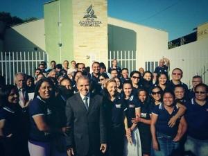 Líderes de Esperança da Igreja Adventista Primavera, em Teresina-PI.