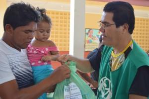 Atuação rápida da agência humanitária foi um apoio às ações governamentais