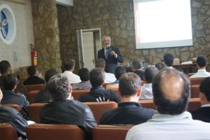 O concílio foi finalizado com uma palestra do consultor empresarial Benedito Muniz.