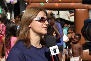 250 crianças em Camboatá