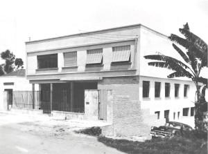 Sede da antiga Frei Gaspar, atual Gabrielle D'annunzio, Brooklin