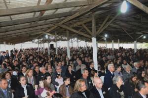 Mais de 600 pessoas participaram da programação.