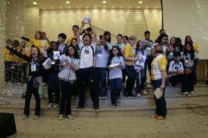 Segundo participante, evento promoveu o conhecimento, não a competição