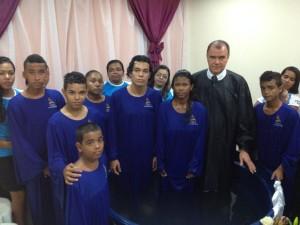 Decisões na Bahia marcaram quarto dia do evangelismo