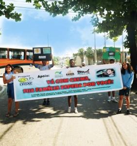 Projeto Trânsito Legal EANIG