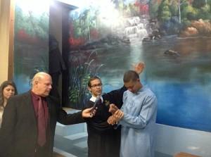 Batismo de Jeferson