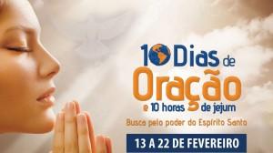 Programa-dos-10-Dias-de-oracao-fortalece-comunhão-com-Deus