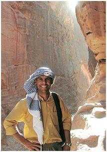 Discovery Channel faz documentário com participação do arqueólogo Rodrigo Silva.