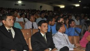 Grupo participante do treinamento.