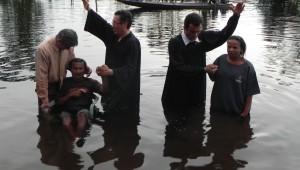 Águas de rios amazônicos foram palco de decisões