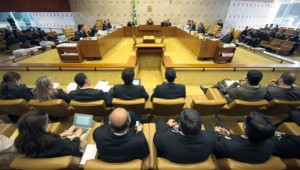 Juízes do Supremo Tribunal Federal
