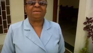 A enfermeira Zuleide de Jesus Silva.
