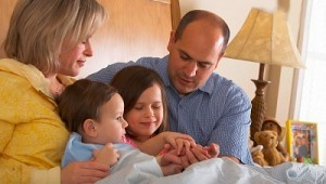 o Encontro de Pais é uma reunião com os pais que oram por seus filhos.