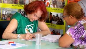 Ação beneficiou vários moradores do RJ