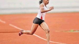 Tracy Joseph, atleta costa-riquenha, preferiu guardar o sábado.