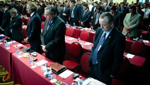 Administradores da Igreja Adventista na América do Sul participam do primeiro congresso da ARM.