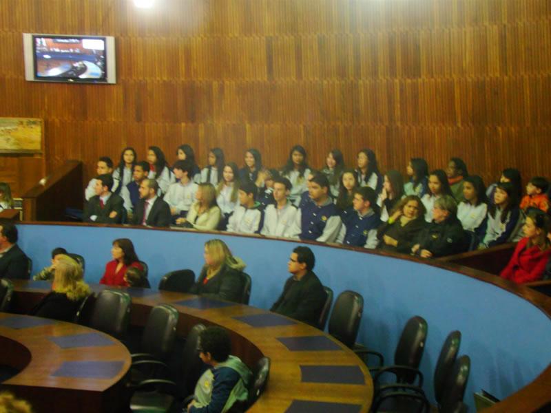 Sessão Solene - Câmara Municipal