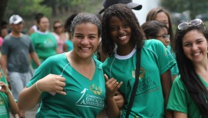 Atividades físicas, música e dicas de saúde movimentaram evento organizado pela Educação Adventista.
