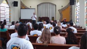 Escola Bíblica Distrital de Jardim Ismênia, São José dos Campos.