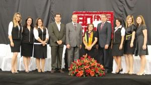 Com 87 anos, o ex-aluno é pai do pastor Mário Ritter, atual líder da Rede Educacional Adventista para o estado de São Paulo.