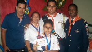 Crianças de seis a nove anos participaram do concurso.