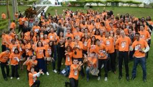 Também participaram do encontro pessoas da Argentina e Alemanha