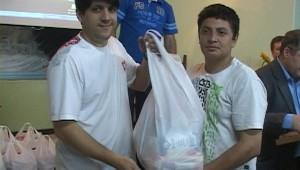 Em 2012 o projeto completa dois anos de existência, atualmente das 500 cestas entregues, 430 cestas dessas famílias participam de programas em 14 igrejas Adventistas do município.