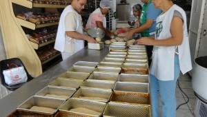 O projeto Padaria-Escola Pão da Vida só é realidade graças ao apoio de um empresário do Rio de Janeiro que doou todo o equipamento da padaria.