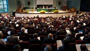 Administradores mundiais adventistas tomaram decisão no dia 16 - Crédito da foto: Ansel Oliver