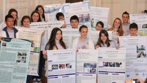 Treze trabalhos de alunos da rede adventista de foram apresentados no campus redenção da Universidade Federal do Rio Grande do Sul