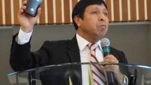 Pastor Edison Choque