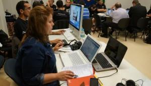 Profissionais e colaboradores trabalham em São Paulo e em outros pontos para promover e divulgar o evangelismo.