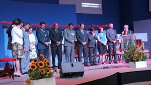 Nomeados foram escolhidos por respresentantes dos membros e pastores