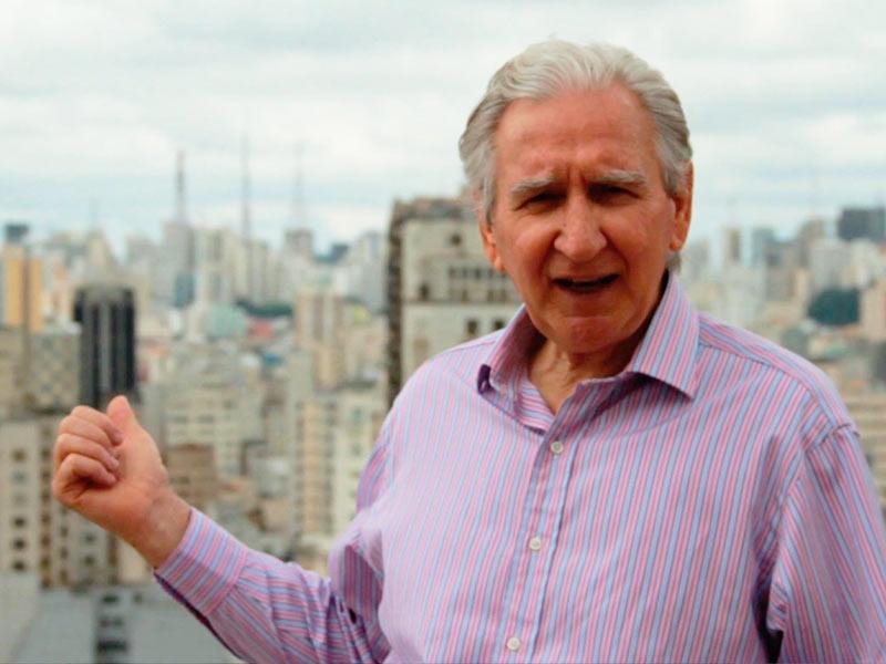 Sidionil Biazzi, presidente da AP