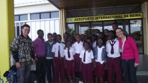 Resultado final do voluntariado: voluntários e beneficiados juntos comemoram sonhos realizados
