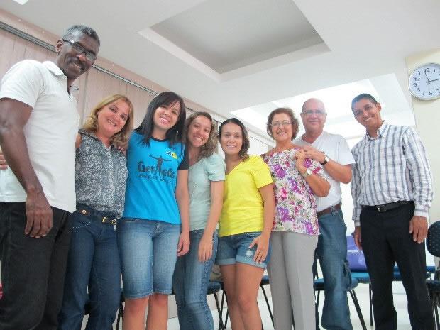 Grupo de mais de 100 adventistas irá participar do retiro de Carnaval 2013 (Foto: Mariane Rossi/G1)