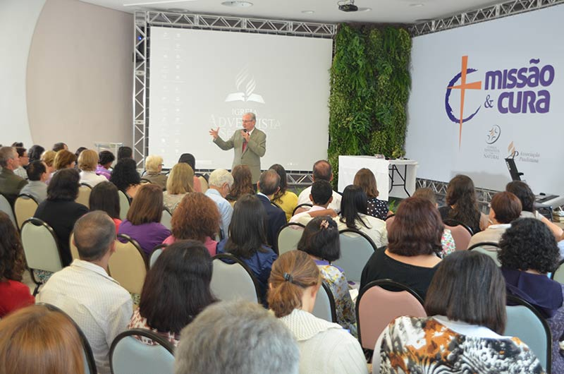 Pastor Sidionil Biazzi, coordenador do evento