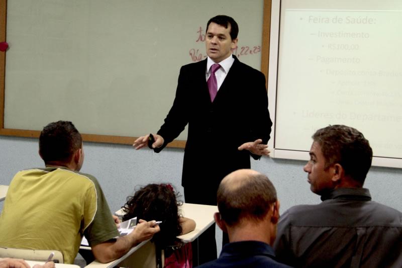 Treinamento Ministério Saúde e Temperança - Pastor José Antonio Kowalczuk