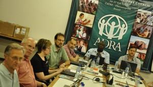 Liderança da agência discute inclusive evento na Tailândia