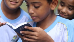 Evento desperta curiosidade sobre a Bíblia.