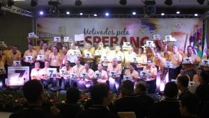 Mais de 300 pastores participaram do evento.