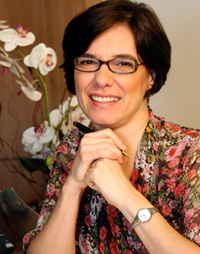 Wiliane Marroni: ênfase em uma vida de oração e não apenas um programa