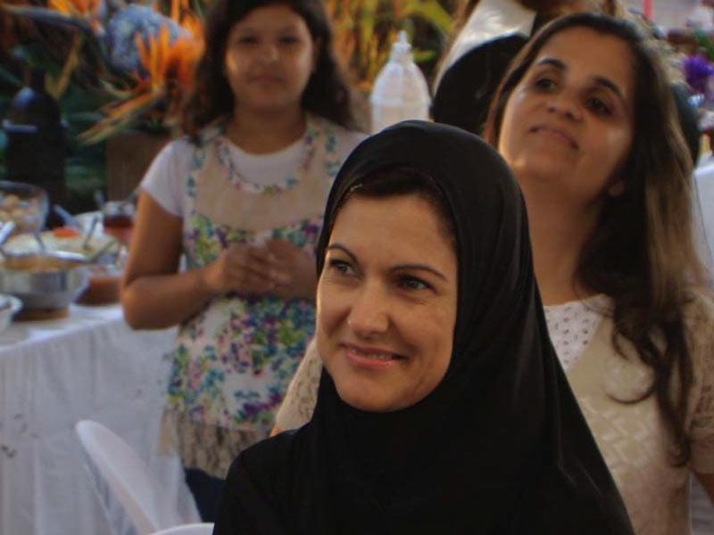 Mulheres na comunidade árabe