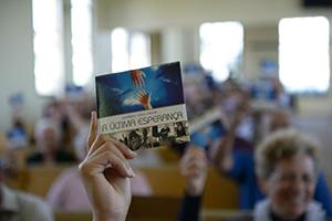 Após a distribuição de 10 milhões de livros A Grande Esperança, o Impacto Esperança focou no DVD A Última Esperança