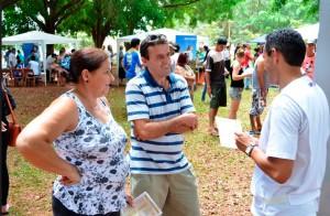 Município com 50 mil habitantes recebe primeira edição da Expo Saúde.