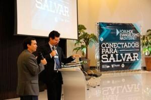 O encontro teve como objetivo principal firmar uma parceria entre a Escola Bíblica da Rede Novo Tempo e a igreja local.