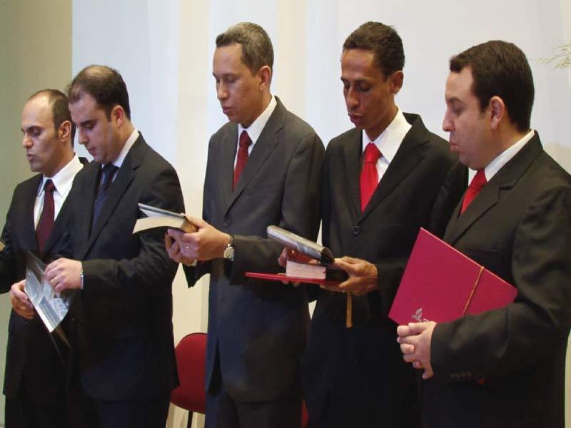 Pastores ordenados