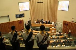 No dia 11 de março foi votado o projeto de Lei que oficializa o Dia do Desbravador no calendário Oficial.
