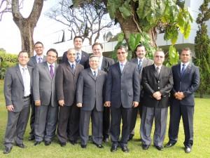 Gerentes regionais da ADRA no Brasil se reuniram em Brasília.